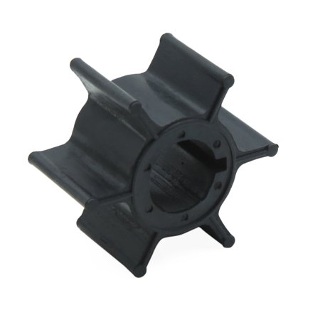 Boat Outboard Water Pump Impeller Replacement for Yamaha 6 8hp 662-44352-01-00 - image 5 of 5