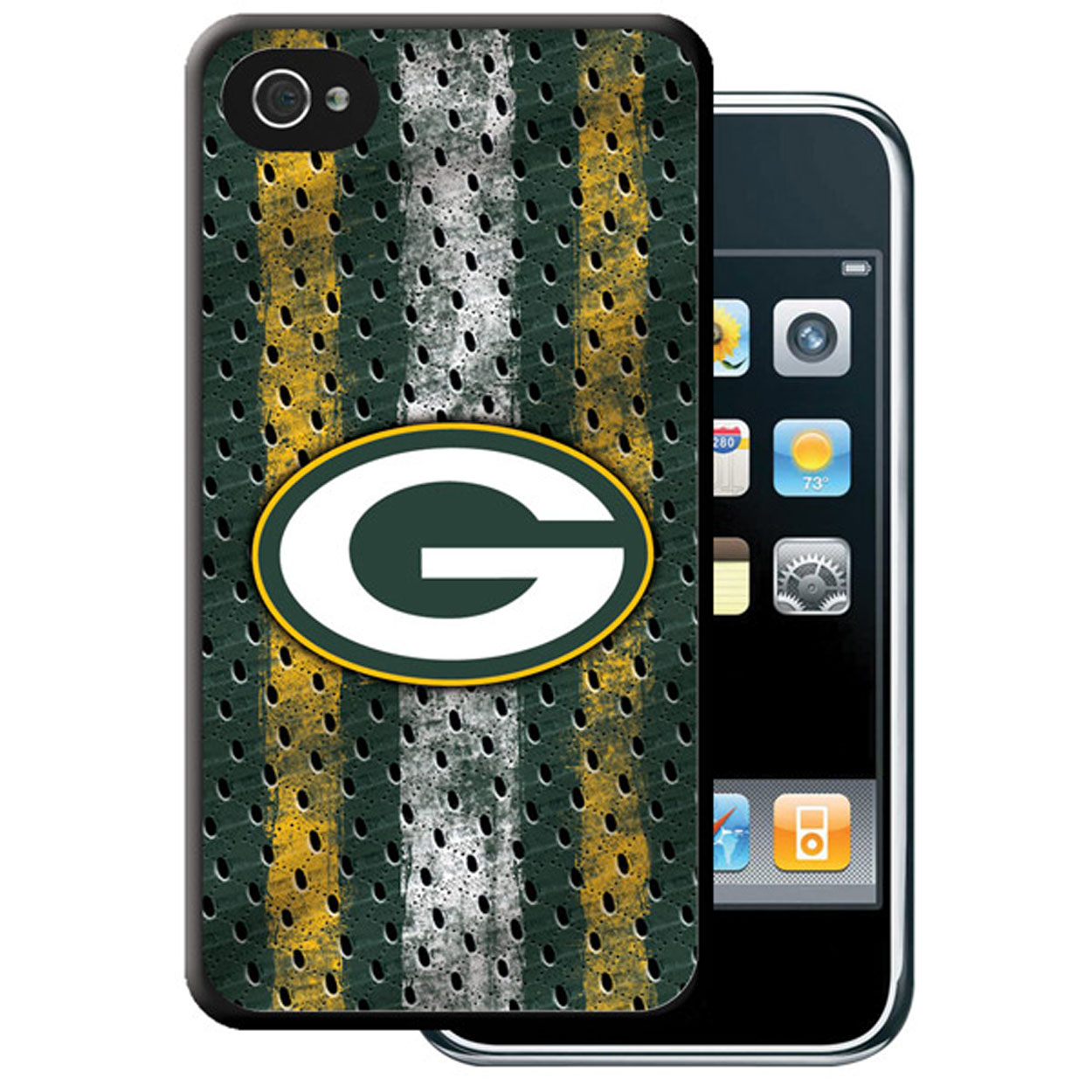 Iphone 4/4S Hard Cover Case - Green Bay Packers