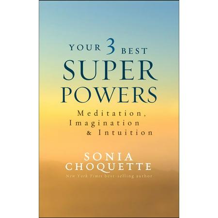 Your 3 Best Super Powers - eBook