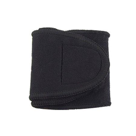 Unique Bargains Athlete Elastic Wrist Brace Support Tendinitis Sports Gear Size S