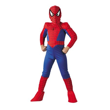 SPIDERMAN CH DLX COMIC 12 TO 1](Amazing Spider Man 2 Costume For Sale)
