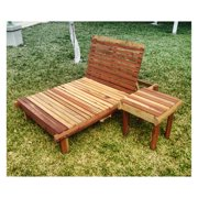 Best Redwood Wide Beach Chaise Lounge