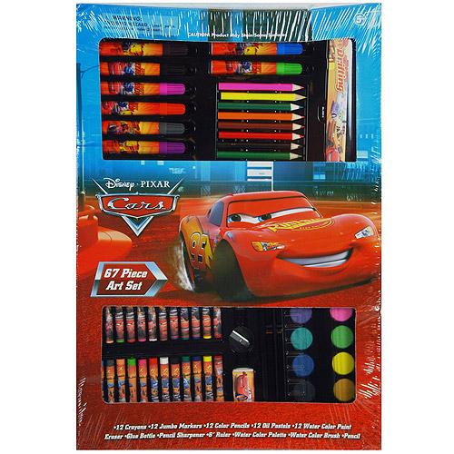 Cars 67 Pack Art Set (CA67)