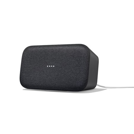 Google Home Max - Smart Speaker with Google Assistant - Charcoal