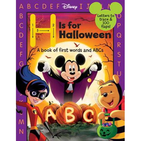H Is for Halloween (Board Book)](Mm This Is Halloween)