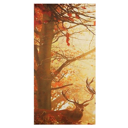 Moaere Handmade Deer Wall Art Oil Painting Giclee Landscape Canvas Prints for Home Decorations Unfamed - image 2 of 7