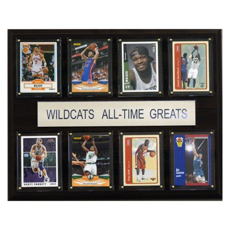 C&I Collectables NCAA Basketball 12x15 Kentucky Wildcats All-Time Greats - Kentucky Wildcats Furniture
