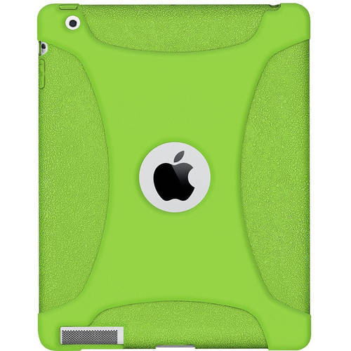Amzer Silicone Skin Jelly Case for Apple iPad 4/Apple iPad 4 with Retina Display