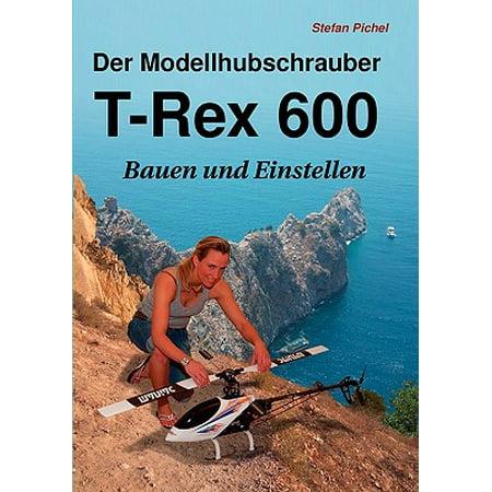 Der Modellhubschrauber T-Rex - T-rex 600 Metal Tail