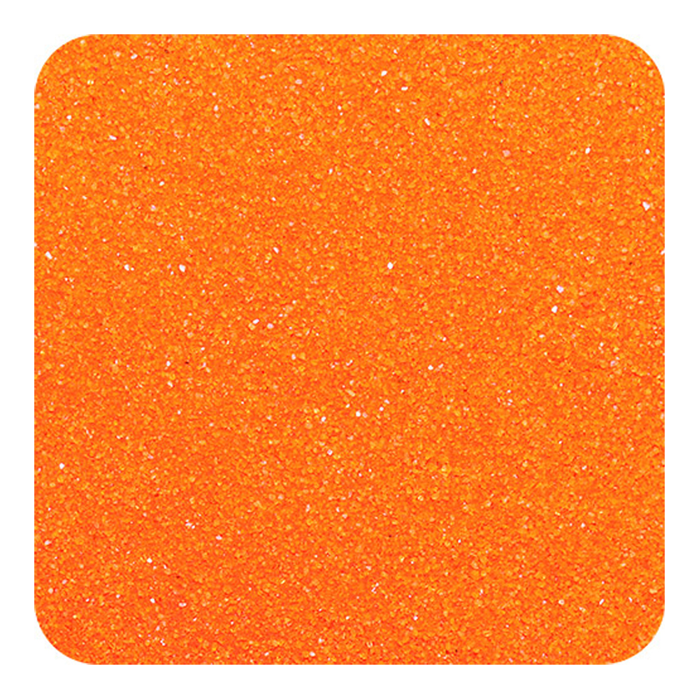 Sandtastik 1 Lb Bag - Orange Colored Sand