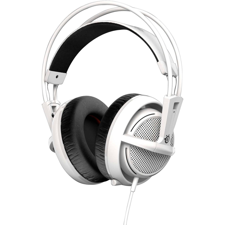 SteelSeries Siberia 200 Headset, White