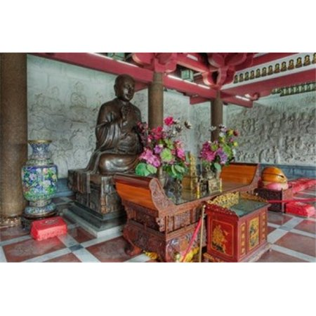 Danita Delimont PDDAS07AJE0112B Buddhist Shrine Big Wild Goose Pagoda Xian China Poster Print by Adam Jones, 24 x (All Shrines In Breath Of The Wild)