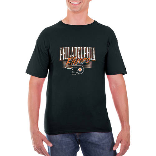 NHL Philadelphia Flyers Men's Classic-Fit Cotton Jersey T-Shirt