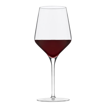 Libbey Signature Greenwich Red Wine Glasses, 16-ounce, Set of (Valpolicella Red Wine)