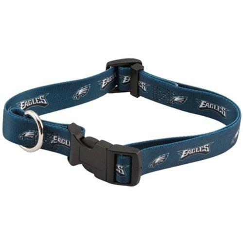 Hunter MFG Philadelphia Eagles Dog Collar, Small