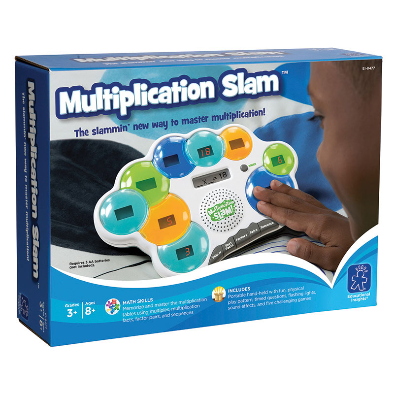 Educational Insights Multiplication Slam