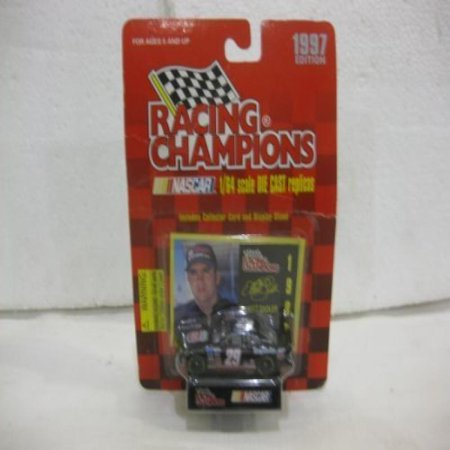 Elliott Sadler  29 Phillips 66   Tropartic Chevy Monte Carlo Nascar In Black Diecast 1 64 Scale 1997 Edition By Racing Champions