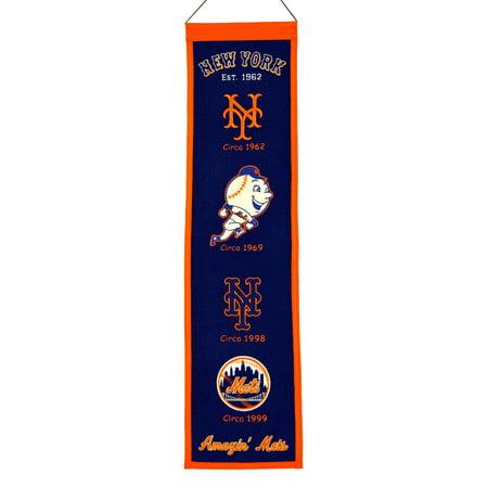 New York Mets Fan Banner (New York Mets 8