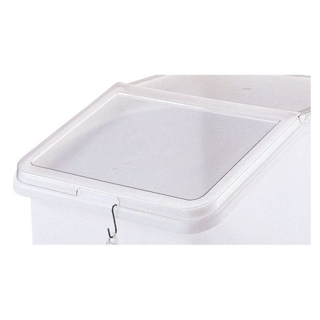 Ingredient Bin - Replacement Front Lid Section for IBS20/ IBSF27 Ingredient Bins, Cambro Replacement Ingredient Bin Front Section Lid By Cambro