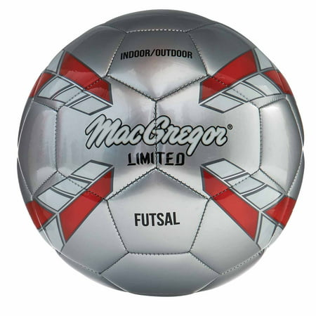 MacGregor® Limited Size 4 Indoor/Outdoor Futsal Soccer (Difference Between Futsal Ball And Soccer Ball)