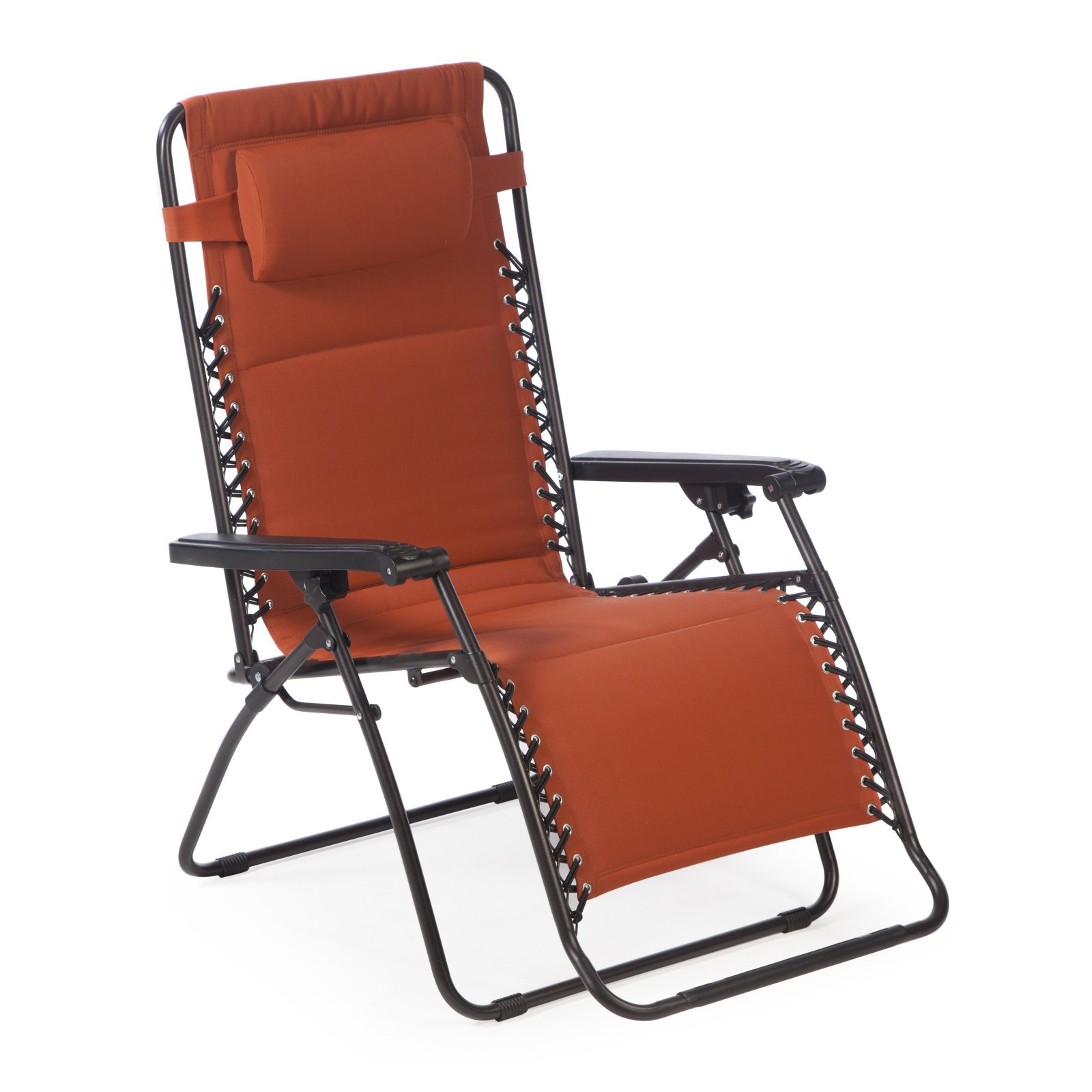 Coral Coast Extra Wide Zero Gravity Chair with Pad