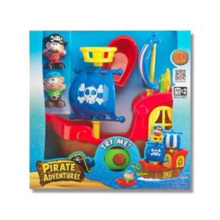 Jr Pirate Adventures Sailing Ship - Cardboard Pirate Ship