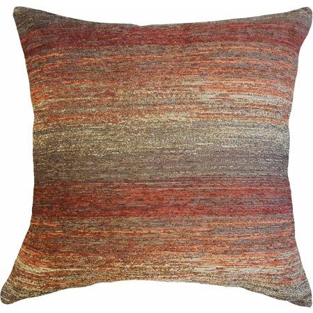 Better Homes & Gardens Spice Stripe Decorative Throw Pillow, 22u0022 x 22u0022