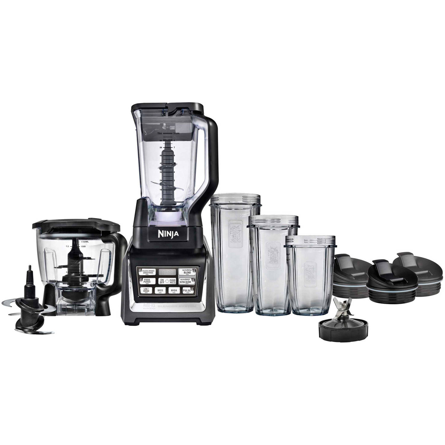 Nutri ninja blender system with auto iq technology - Nutri Ninja Blender System With Auto Iq Technology 21