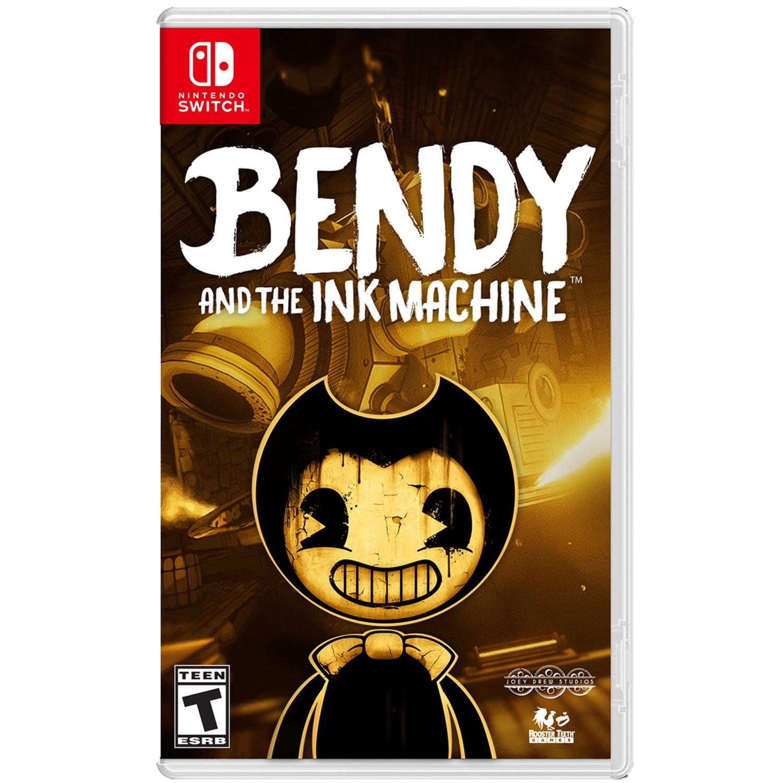 Bendy And The Ink Machine Maximum Games Nintendo Switch 814290014568 Walmartcom - bendy statue batim roblox