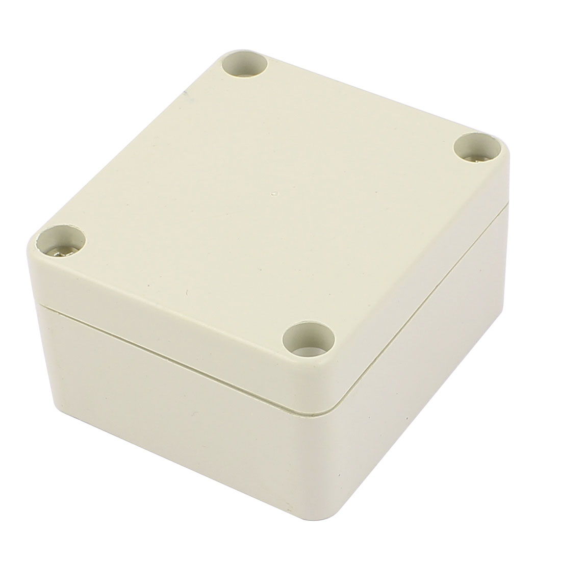63mm x 58mm x 35mm Rectangular Waterproof Plastic DIY Junction Box Case - image 3 de 3