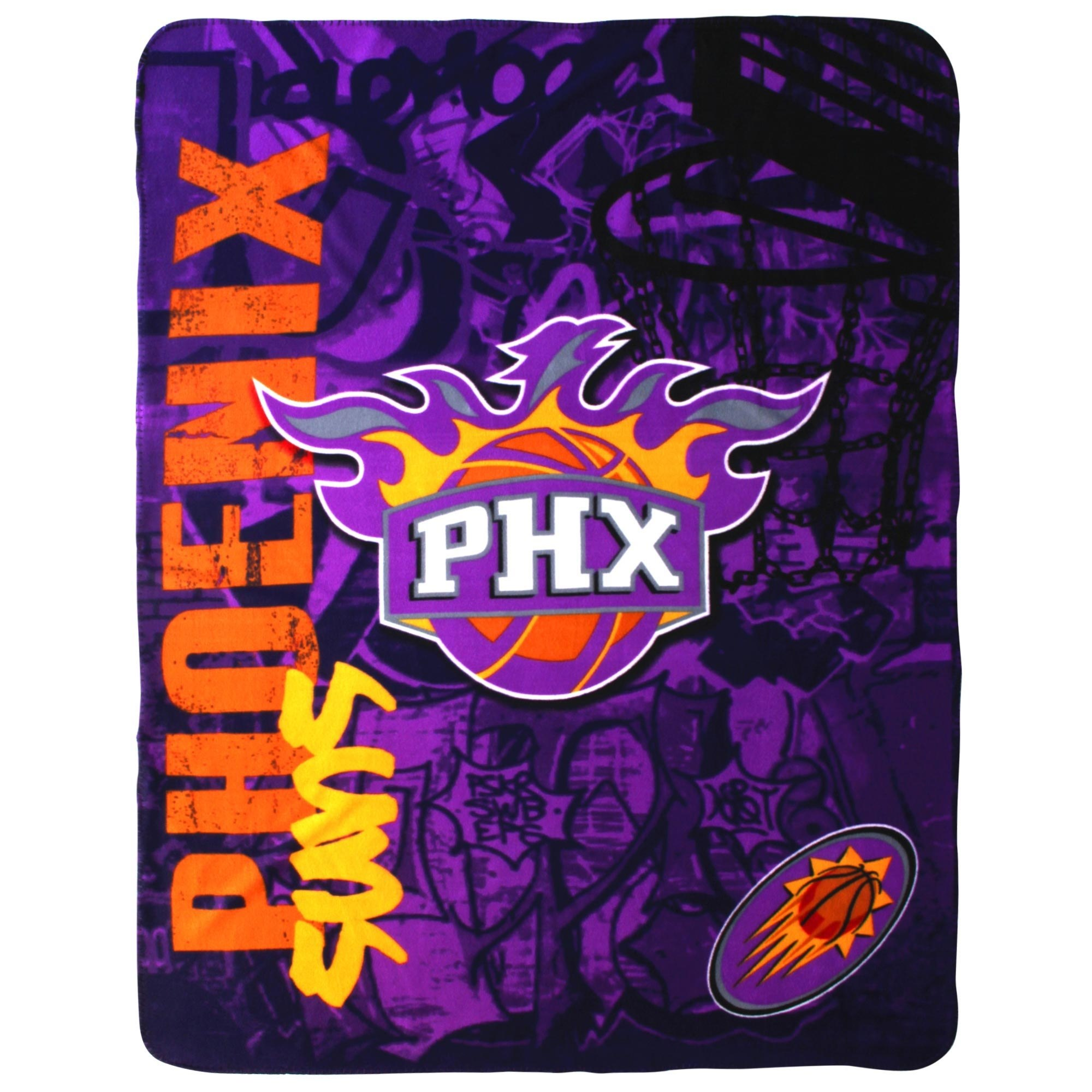 "NBA Phoenix Suns 50"" x 60"" Fleece"