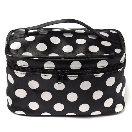 Lady Travel Organizer Accessory Toiletry Cosmetic Make Up Carry Tote Bag Cosmetic Container Case Pouch Portable Toiletry Wash Toiletry Holder