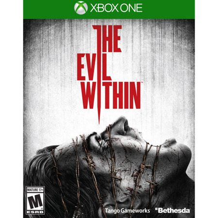The Evil Within  Xbox One  Bethesda Softworks  93155118539
