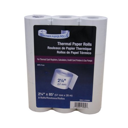 Premier Paper Rolls Thermal POS Rolls
