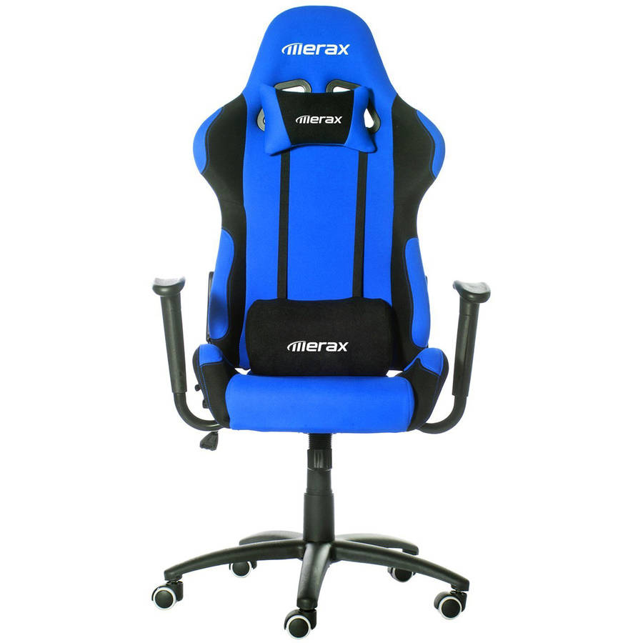 Merax Ergonomic Race Car style High-Back Executive Swivel Gaming Office Chair