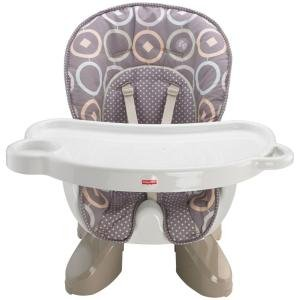 fisher price spacesaver high chair luminosity. Black Bedroom Furniture Sets. Home Design Ideas