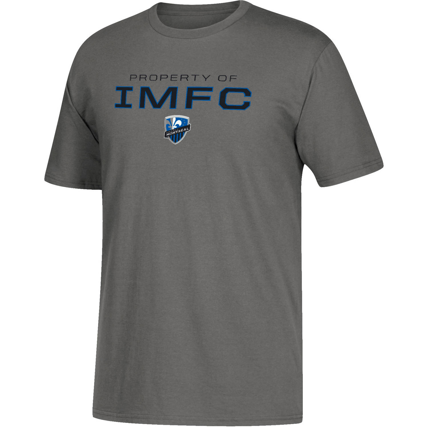 MLS-Montreal Impact-Men's Dedicated Performance Tee