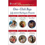 One-Click Buy: July 2010 Harlequin Presents - eBook