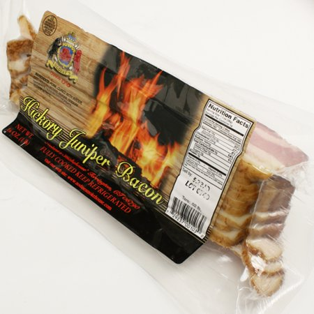- Juniper Smoked Bacon by Nodines (1 pound)