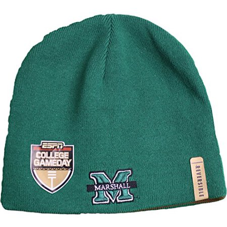 NCAA Marshall Thundering Herd Reversible Knit Beanie Hat
