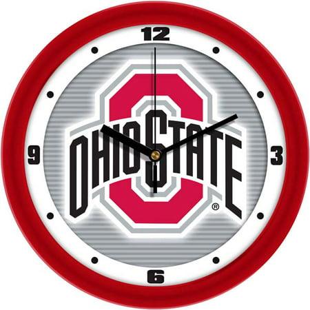 Ohio State Dimension Wall Clock