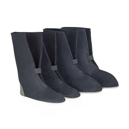 Boot Liners 824BB with 85% Pressed Wool, 12