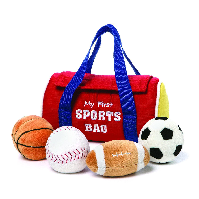 Gund My First Sports BagTM