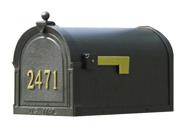 Special Lite Products Berkshire Post Mounted Mailbox by Special Lite Products Company
