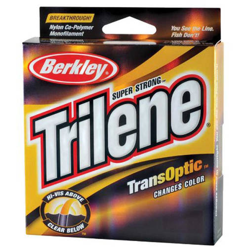 Berkley Trilene Transoptic Fishing Line, 220 yd Filler Spool