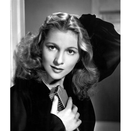 Joan Fontaine Portrait 1940S Photo Print
