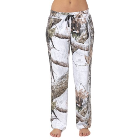 Mossy Oak and Realtree Ladies Fleece Pants ()