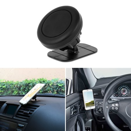 GPCT [Magnetic] Car Dashboard/Windshield Phone Mount Cradle Holder [360° Rotation] Easy Access/Hands Free Calling- iPhone 7/7Plus/6s Plus/6/SE/5c/Samsung Galaxy S8/S7/S6/Note 7/6/5/LG G5/Nexus