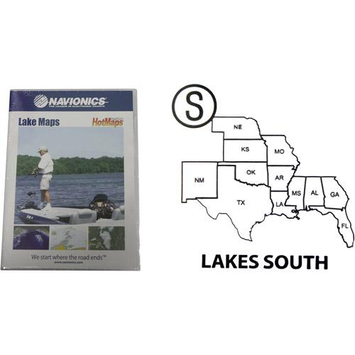 Navionics Hot Maps Plat South