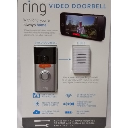 Includes  Year Ring Video Cloud Recording